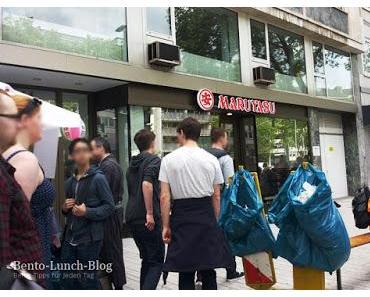 Maruyasu gefüllte Bento-Lunch-Boxen, Düsseldorf
