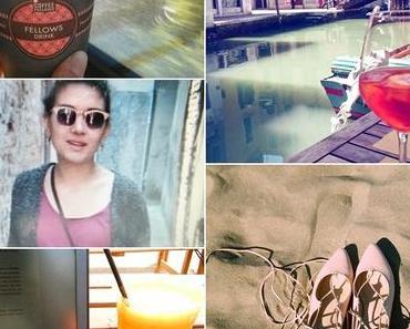 Der Monat Mai in Instagram-Bildern