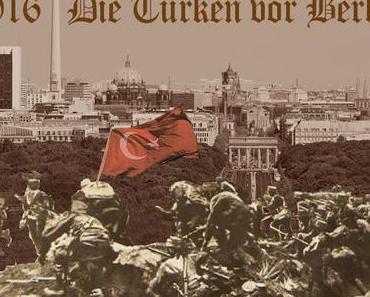 Sultan Recep Tayyip Erdoğan bläst zum Angriff auf Berlin