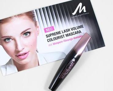 Manhattan // Supreme Lash Volume Colourist Mascara