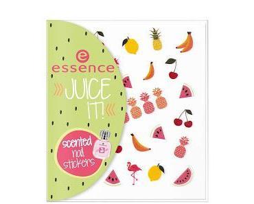 essence - juice it!