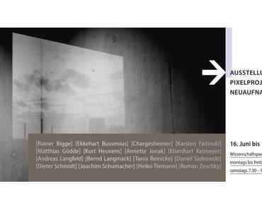 Pixelprojekt Ruhrgebiet — Neuaufnahmen 2016