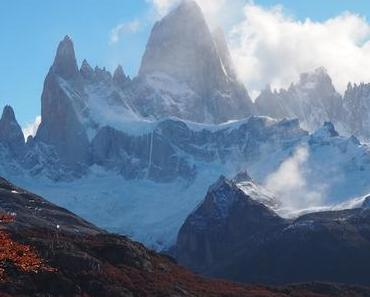 TRAVEL – HIKING MOUNTAIN FITZ ROY.