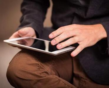 Das iPad Tablet für Sportverrückte, ideal für unterwegs