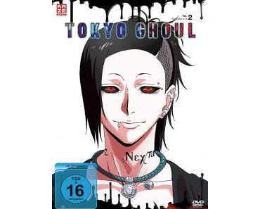 Anime Review – Tokyo Ghoul Volume 2