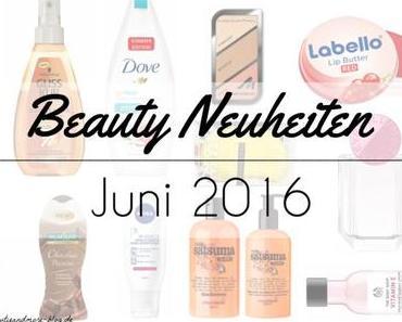 Beauty Neuheiten Juni 2016 – Preview