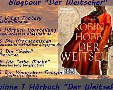"""Blogtour """"Der Weitseher"""" – heute: Die Gabe"""
