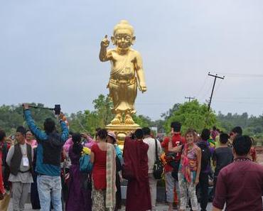 Lumbini – Buddhas Geburtsort