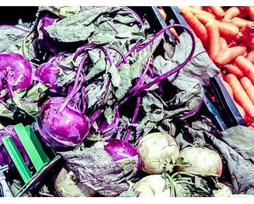 Tag des frischen Gemüse – der amerikanische Fresh Veggies Day