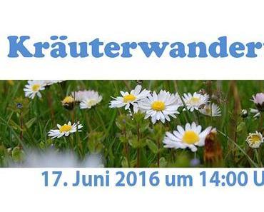 Kräuterwanderung mit Dr. Angelika Prentner