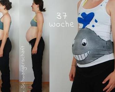 {Schwangerschaft #2} Woche 37