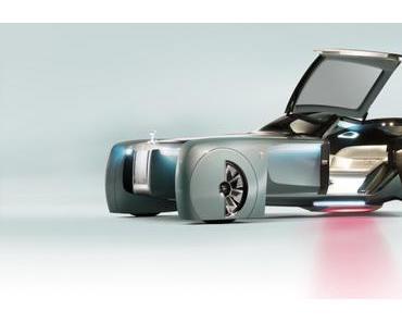 Rolls-Royce stellt autonomes Auto vor