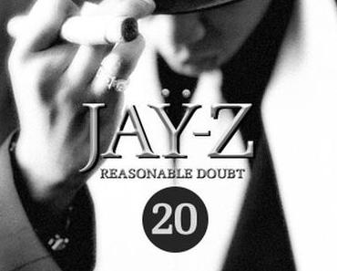 JAY Z 'Reasonable Doubt' 20th Anniversary Mixtape