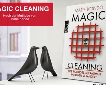 Magic Cleaning und die KonMari-Methode von Marie Kondo