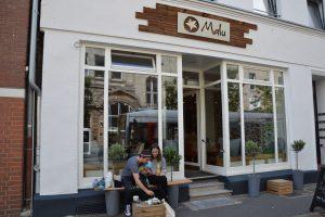 Kaffee Malu – Glutenfreie und Vegane Kaffee-Bar in Düsseldorf – Aktion für Zöliakie Austausch Mitglieder