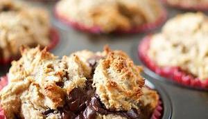 Schoko-Bananen-Muffins (glutenfrei)