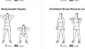 Full-Body 30-20-10 Workout