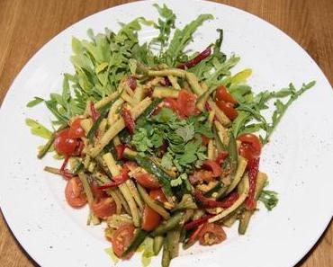 Gurkensalat spezial (vegan)