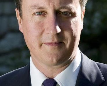 David Cameron kündigte soeben seinen Rücktritt an