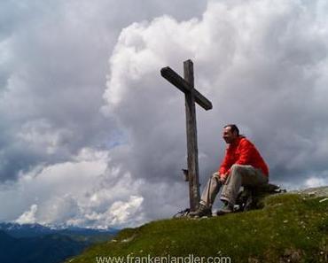 Gipfelfglück am Gründegg 2168 m