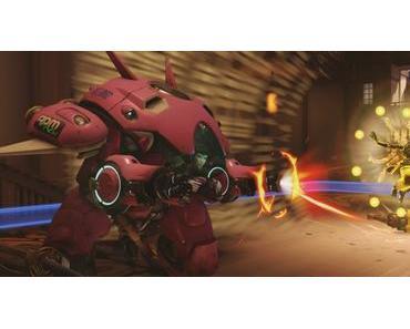 Overwatch: Goldene Waffen und mehr für den Competitive