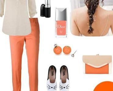 #Fashion Montag - Peachy Week