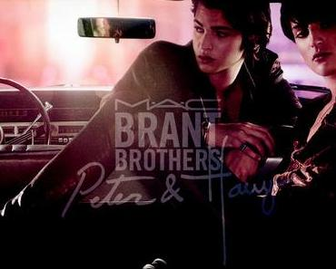Introducing: M∙A∙C Brant Brothers II, M∙A∙C Blue Nectar, InstaCurl Lash