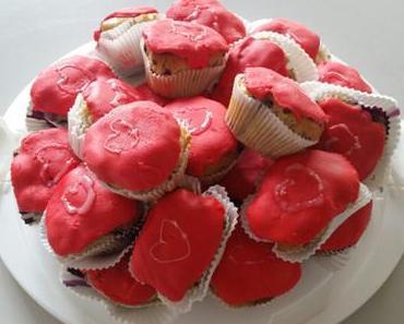 [Hochzeit] Süße Grüße: Vegane Muffins – Rezept