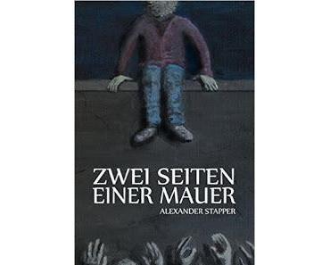 Ich lese.. Zwei Seiten einer Mauer von Alexander Stapper