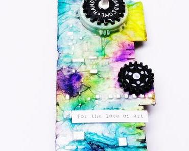 for the love of art | altered electronics | Colorburst