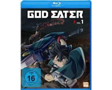 """""""God Eater"""" – """"KSM Anime"""" veröffentlicht Technische Details"""