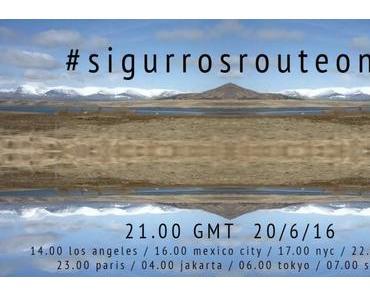 Sigur Ros präsentieren Route One im Livestream