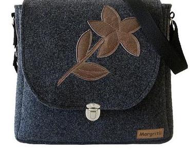 Neue handgefertigte Taschen - nicht nur aus Wollfilz