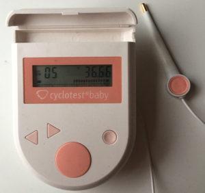 Cyclotest Baby: Der digitale Begleiter für Verhütung und Kinderwunsch im Test