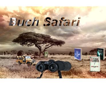 [Aktion] Buch Safari #34 ~ Kyria & Reb - Bis ans Ende der Welt