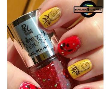 [Nails] NailArt-Dienstag: fruchtig mit KIKO & Stamping