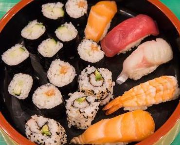 Sushi Kurs im Restaurant SushiSho in Frankfurt