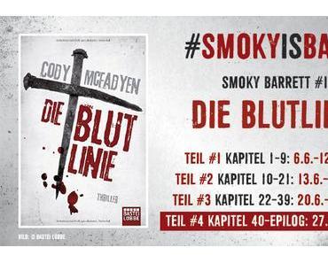 [Leserunde] #smokyisback - Die große Smoky-Barrett-Leserunde