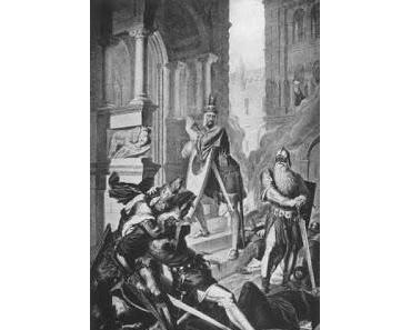 Nibelungen Sage 27/28   Wie Dietrichs Recken erschlagen wurden