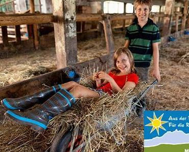Familienabenteuer: Keiner zu klein, Bauer zu sein