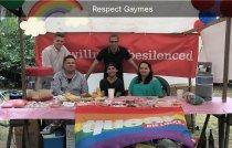 Respekt für Lesben und Schwule