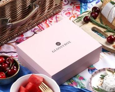 Glossybox Juli 2016 - Sneak Peek - Pretty Picknick Edition