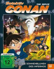 """""""Detektiv Conan – 19. Film: Die Sonnenblumen des Infernos"""" – ab 30. September auf DVD & BluRay"""