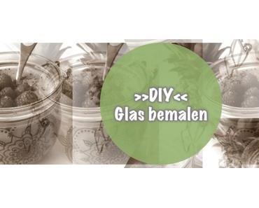 {DIY} bemalen von Einweggläsern