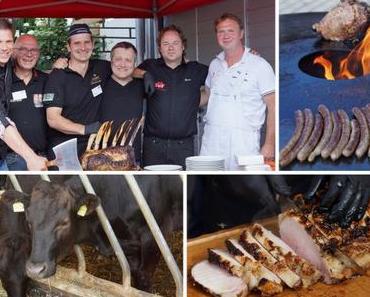 Fleisch- und Grillseminar beim Der Vogelsberger
