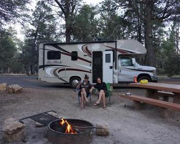 Über unseren Wohnmobil Urlaub in den USA und was du da auf jeden Fall dabeihaben solltest