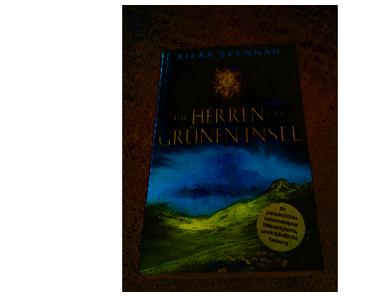 [Rezension] Die Herren der grünen Insel    Kiera Brennan