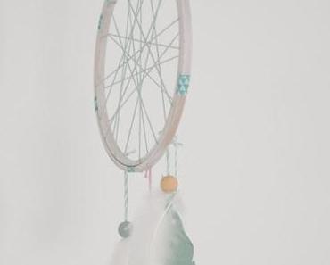 Traumfänger basteln - Dreamcatcher DIY