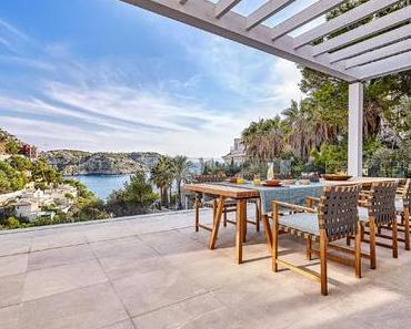 Wolkenkuckucksheim für Liebhaber – First Mallorca bietet Anwesen mit Meerblick in ruhiger Bucht