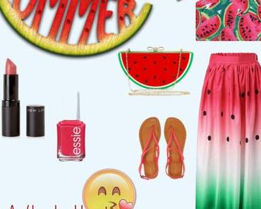 #Fashion - Watermelon